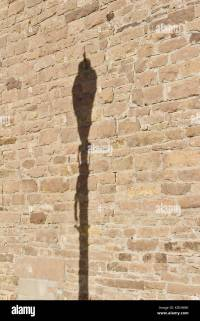 Old Street Lamp Shadow Stock Photos & Old Street Lamp ...