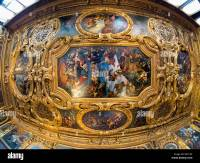 World Famous Ceiling Paintings In Stock Photos & World ...