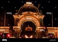 Halloween Tivoli Gardens Stock Photos & Halloween Tivoli ...