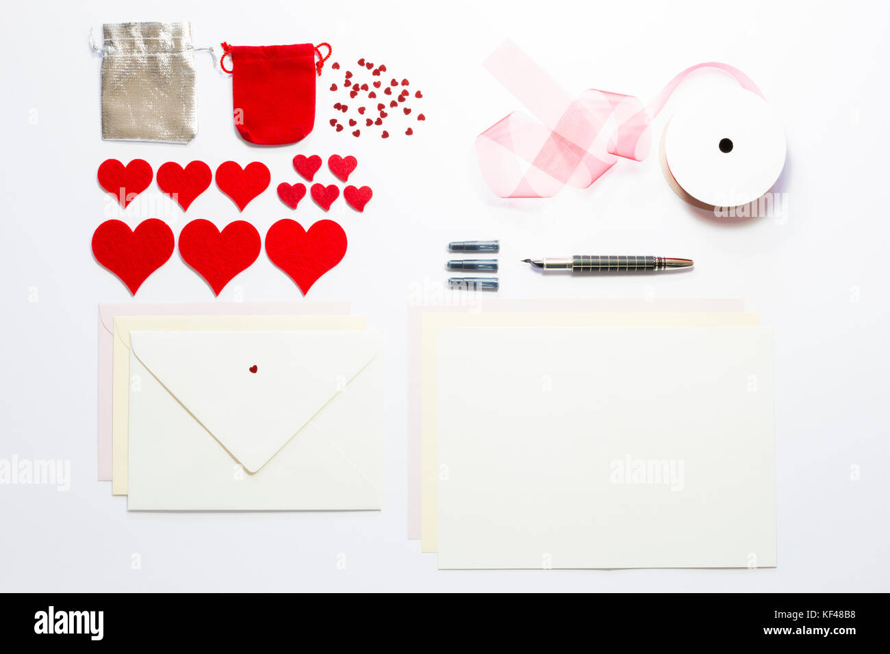 Valentines Day Cards On Display Stock Photos Amp Valentines