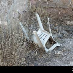 How To Fix Broken Plastic Chair Outside Tables And Chairs Argos Garden Stock Photos