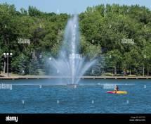 Regina Wascana Lake Saskatchewan
