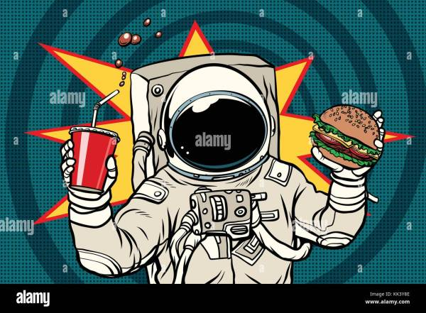 Cosmonaut Food Stock &