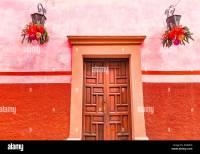 Pink Front Door Stock Photos & Pink Front Door Stock ...
