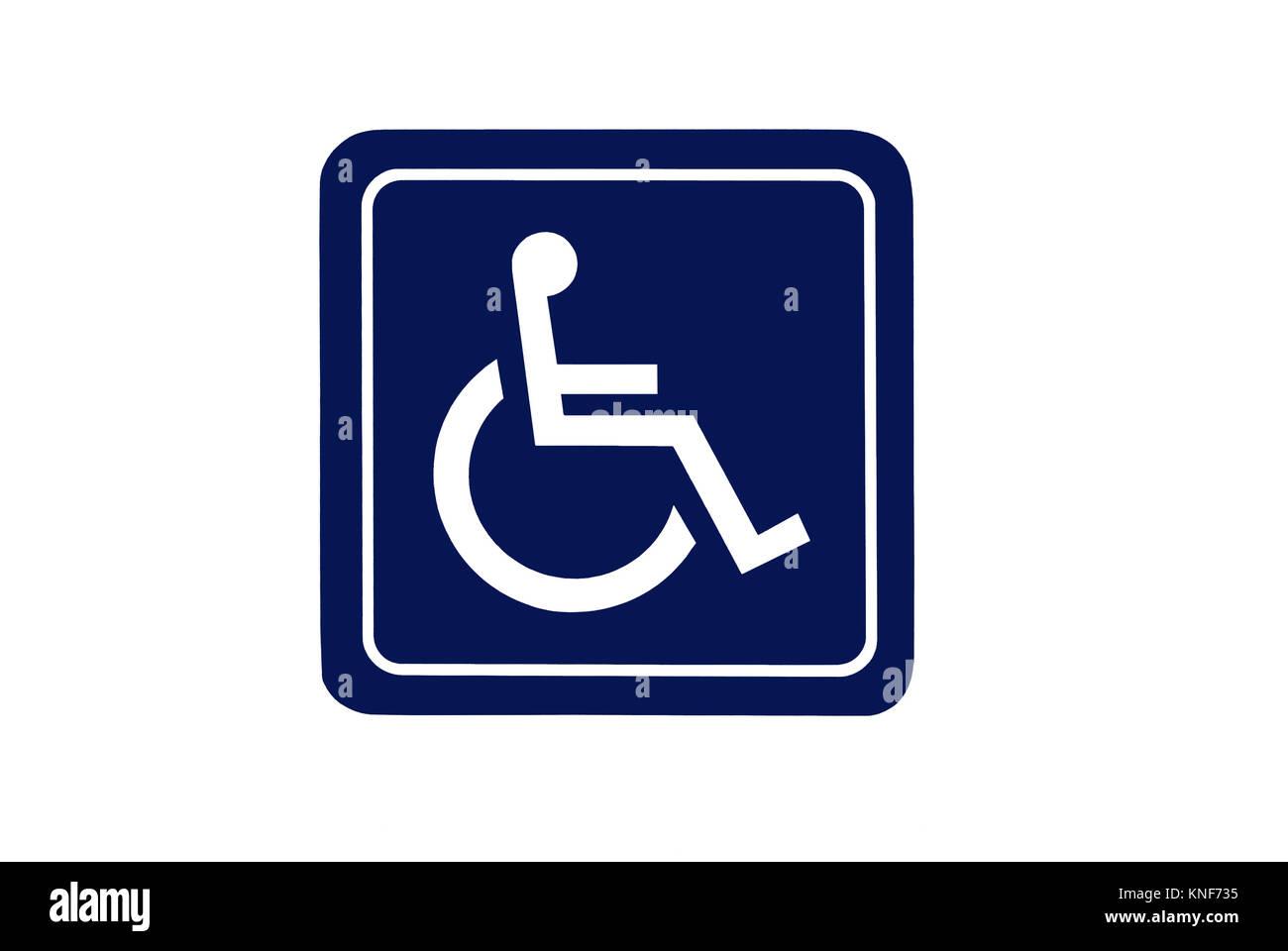 Handicap Parking Permit Holder