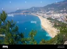 Kleopatra Beach Alanya Turkish Riviera