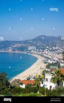 Alanya Beach Stock & - Alamy