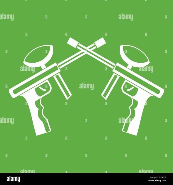 Crossed Guns Stock & - Alamy