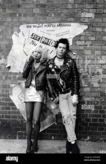 Sid Vicious Nancy Stock &