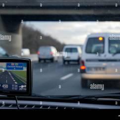 7 Way Navigation Volvo Penta Dynastart Wiring Diagram Gps Receiver Stock Photos And Images Alamy