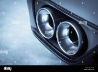 Photo Car Exhaust Pipe Stock Photos & Photo Car Exhaust