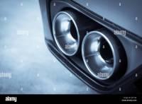 Photo Car Exhaust Pipe Stock Photos & Photo Car Exhaust ...