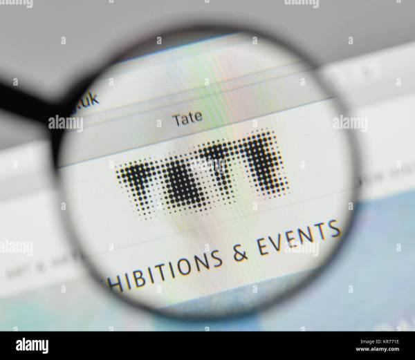Tate Museum Stock & - Alamy