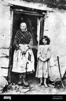Irish Peasant Girls