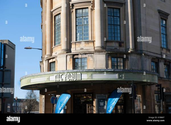 Forum Cinema Stock & - Alamy