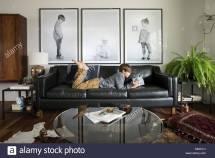 Barefoot Boy Living Room