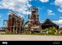 Blast Furnace Plant Stock Photos & Blast Furnace Plant ...