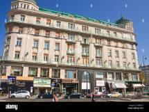 Hotel Bristol Vienna Stock &