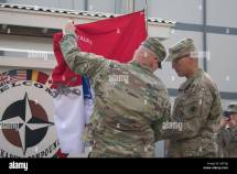 Command Sgt Maj Michael Green 82nd Airborne - Year of Clean Water
