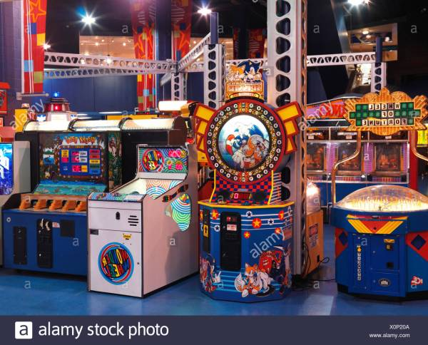 Game Machines Stock Photos Game Machines Stock Images
