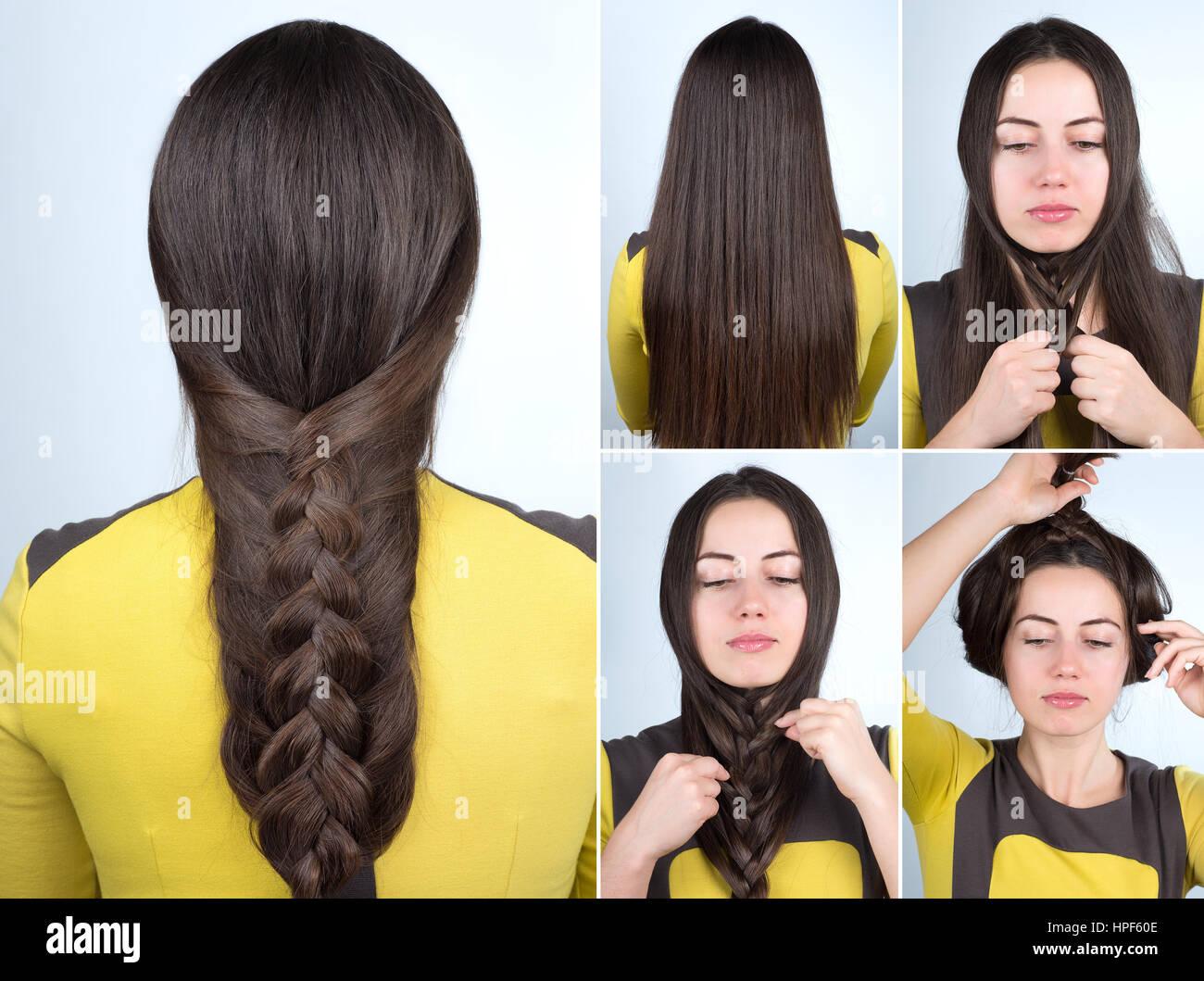 Rockabilly Frisur Schritt Für Schritt Frisuren 50er Damen Selber