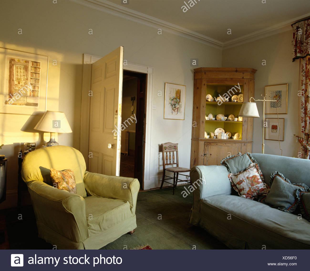 Wohnzimmer Blaues Sofa Wohnzimmer Couch Haus Ideen