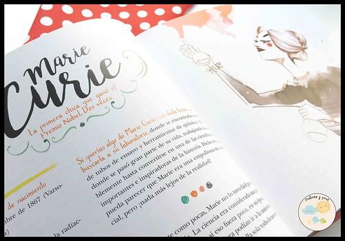 Ficha libro Las chicas son guerreras. Reseña