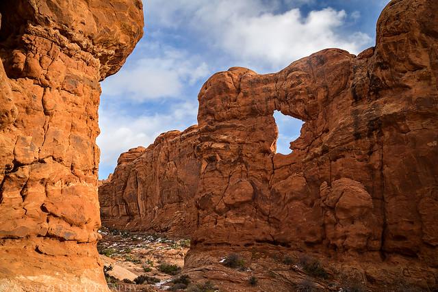 Serpentine Arch