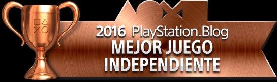 Best Independent Game - Bronze