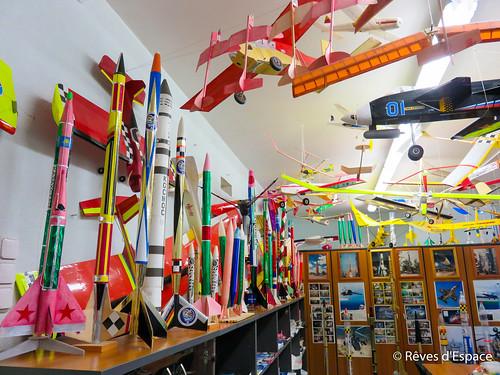 Une semaine à Baïkonour : son école spatiale et son musée