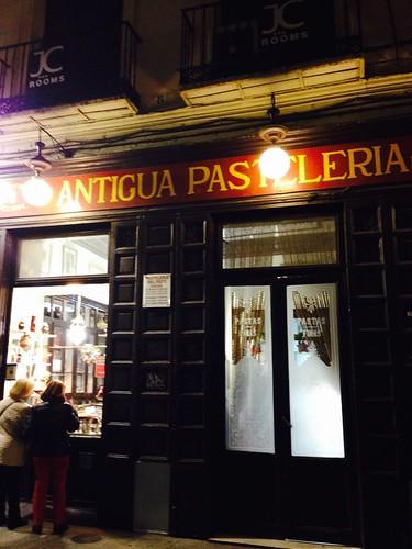Antigua Pastelería del Pozo, Centro. Madrid