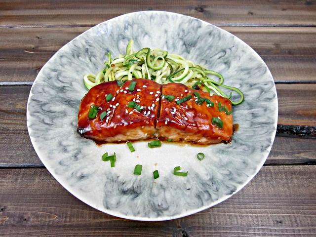 Asian BBQ Salmon 3