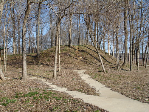 Mounds at Buttahatchee River