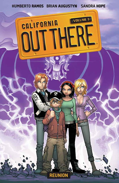 31863138646_723d3ce9ee_z ComicList Preview: OUT THERE VOLUME 3 TP