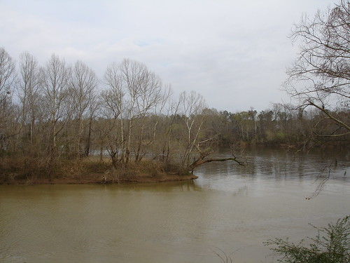 Rivers, Old Cahawba, Alabama