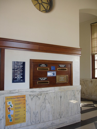Post Office, Montevallo AL