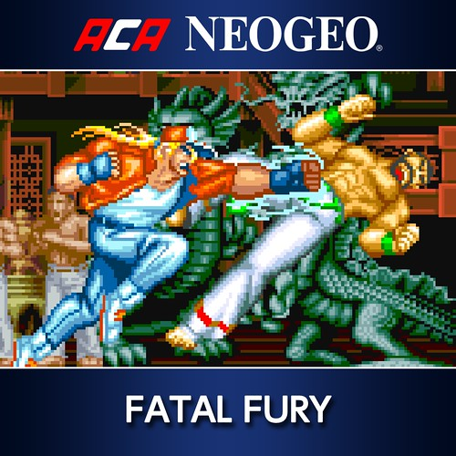 Arcade Archives NeoGeo Fatal Fury