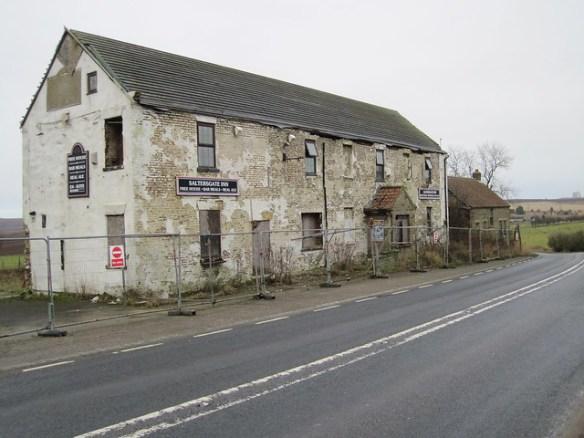 Saltersgate Inn