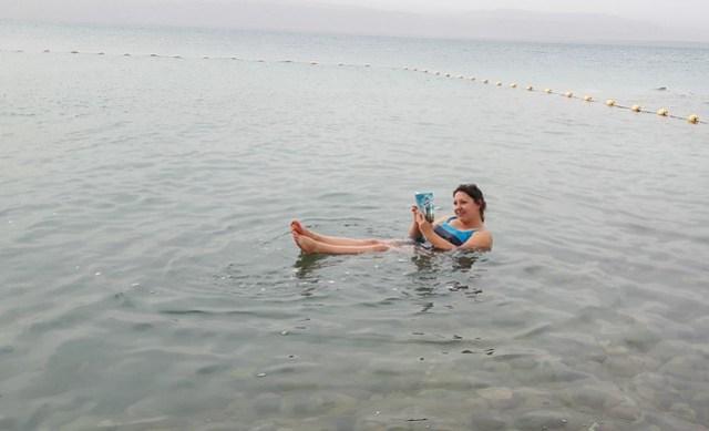 Dode zee - Jordanië (10)
