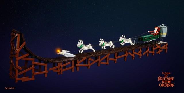 L'Étrange Noël de monsieur Jack - The Nightmare Before Christmas