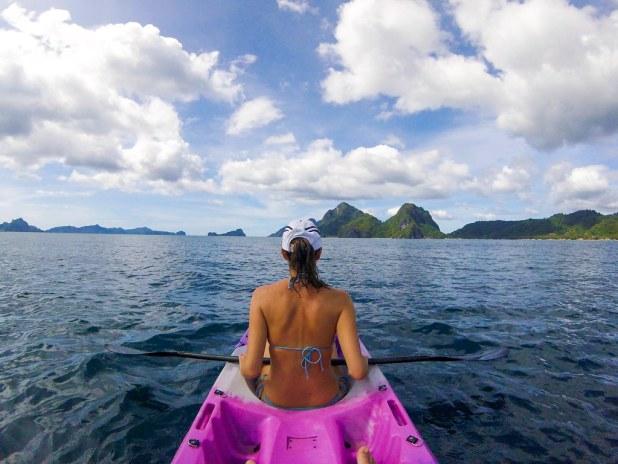 Alquilar Kayak en El Nido