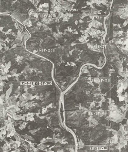 1940s Andersonville Aerial
