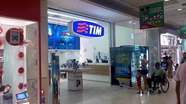 TIM ativa a milésima cidade com 4G; no Pará, há 17 com a tecnologia, Loja da TIM