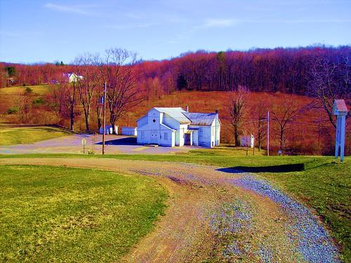 St James Church Pleasant Mount Wayne County Pa