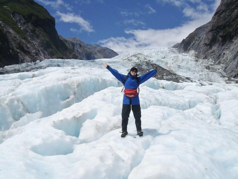 Franz Josef Glacier, South Island, New Zealand