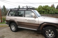 Rack Pro Roof Rack. Hobie Pro Angler On A Thule Roof Rack ...