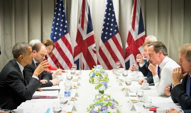 UK-US bilateral