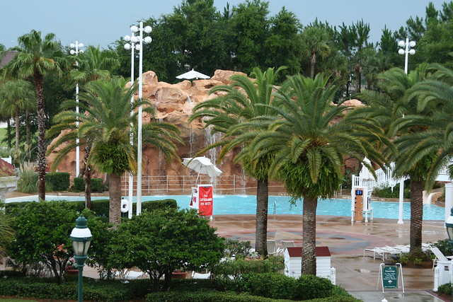 Grand Floridian Beach Pool