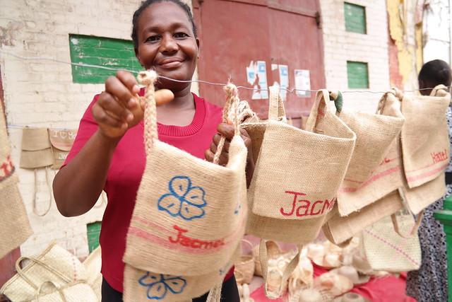 Jacmel Street Vendor