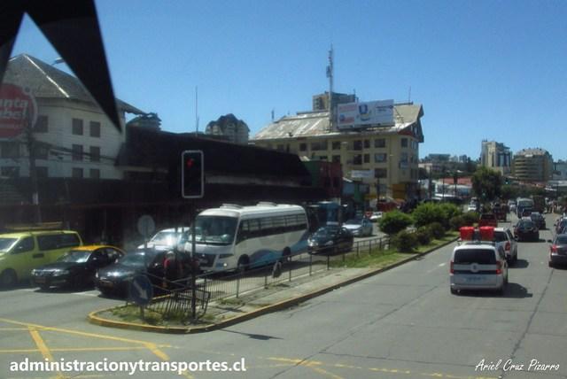 Costanera de Puerto Montt / FHGS98